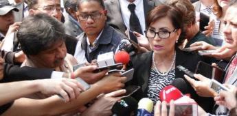 Se demostrará la inocencia de Rosario Robles, dice abogado