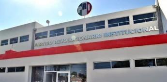 Roban un paquete electoral en elección del PRI