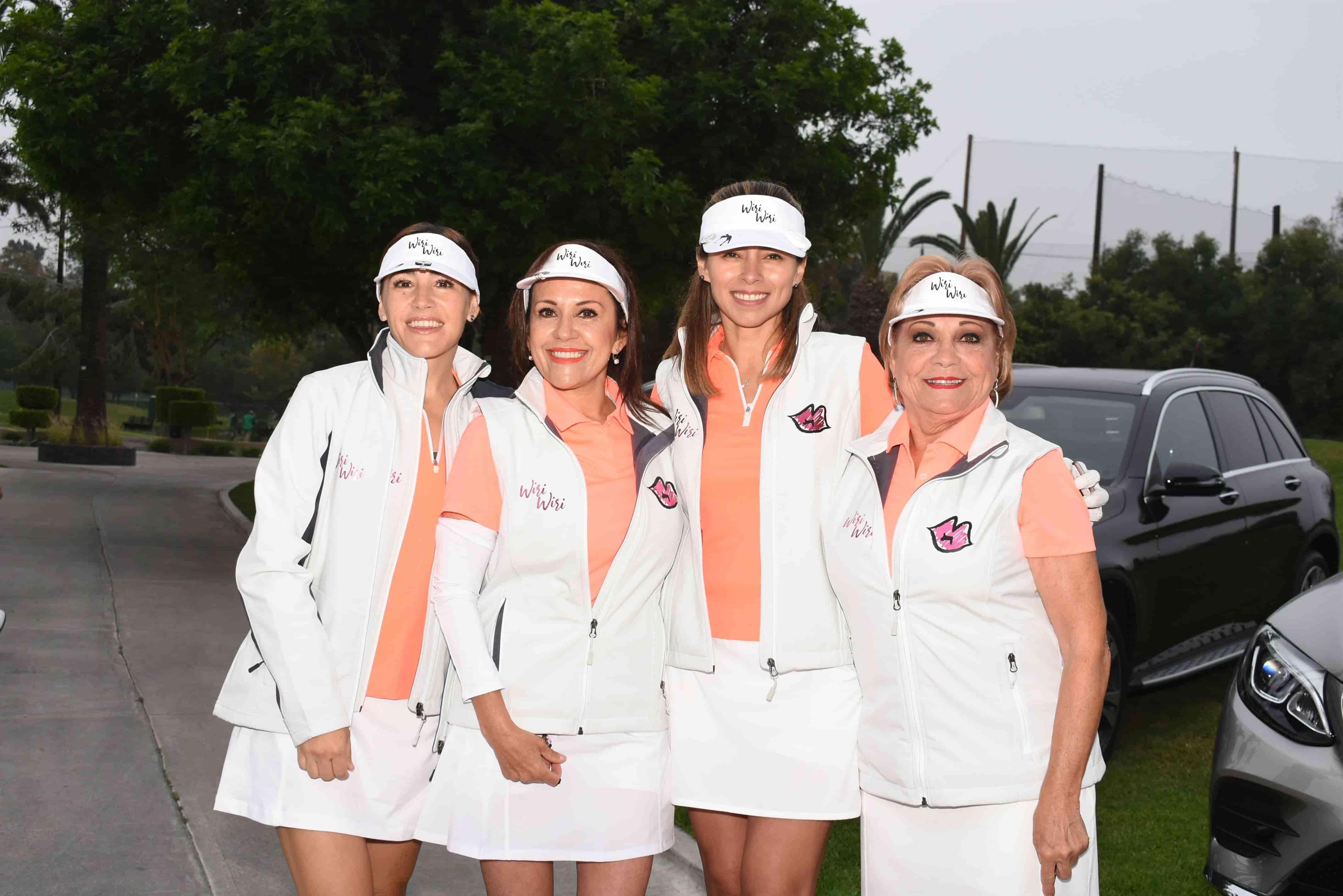 Torneo de Golf Mercedes 2019