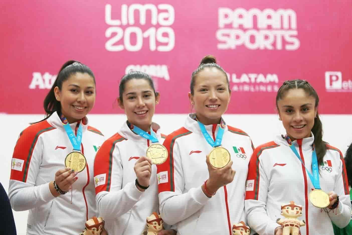Los medallistas de oro mexicanos en los Juegos Panamericanos 2019