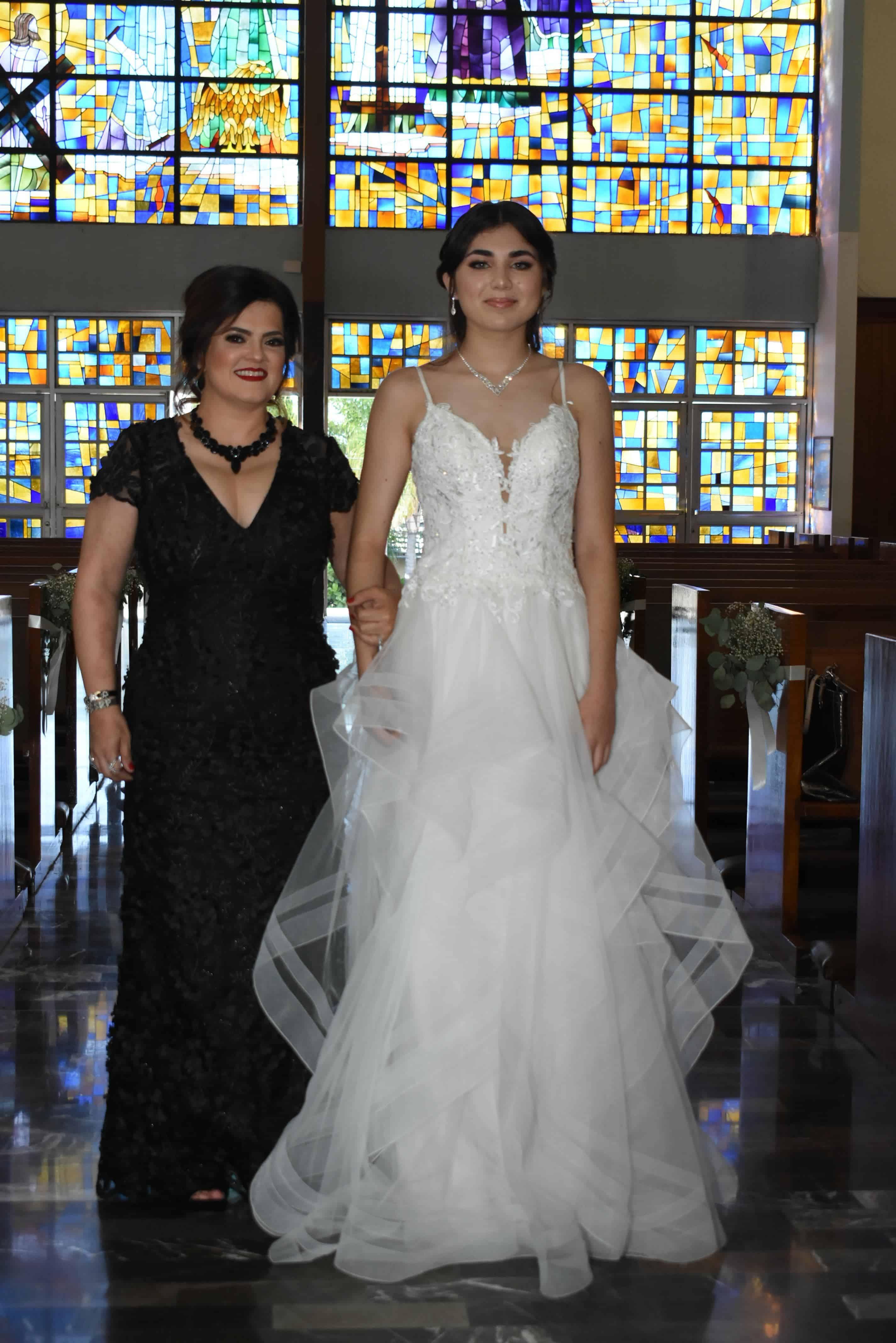 Misa en Iglesia Espíritu Santo  Debutantes Club Campestre 2019