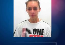 Extraviada: Menor de 15 años