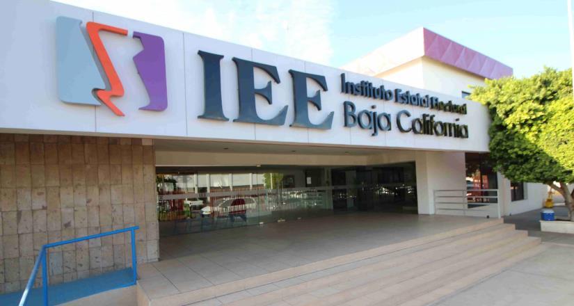 Celebrará Consejo General del IEEBC Sesión Extraordinaria