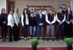 Celebraron ayer el 82 aniversario del ejido Nacionlista en Maneadero
