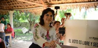 Ivonne Ortega renunció al PRI tras perder elección interna