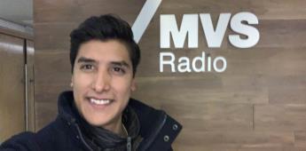 Juan Manuel Jiménez, el periodista agredido en la marcha feminista
