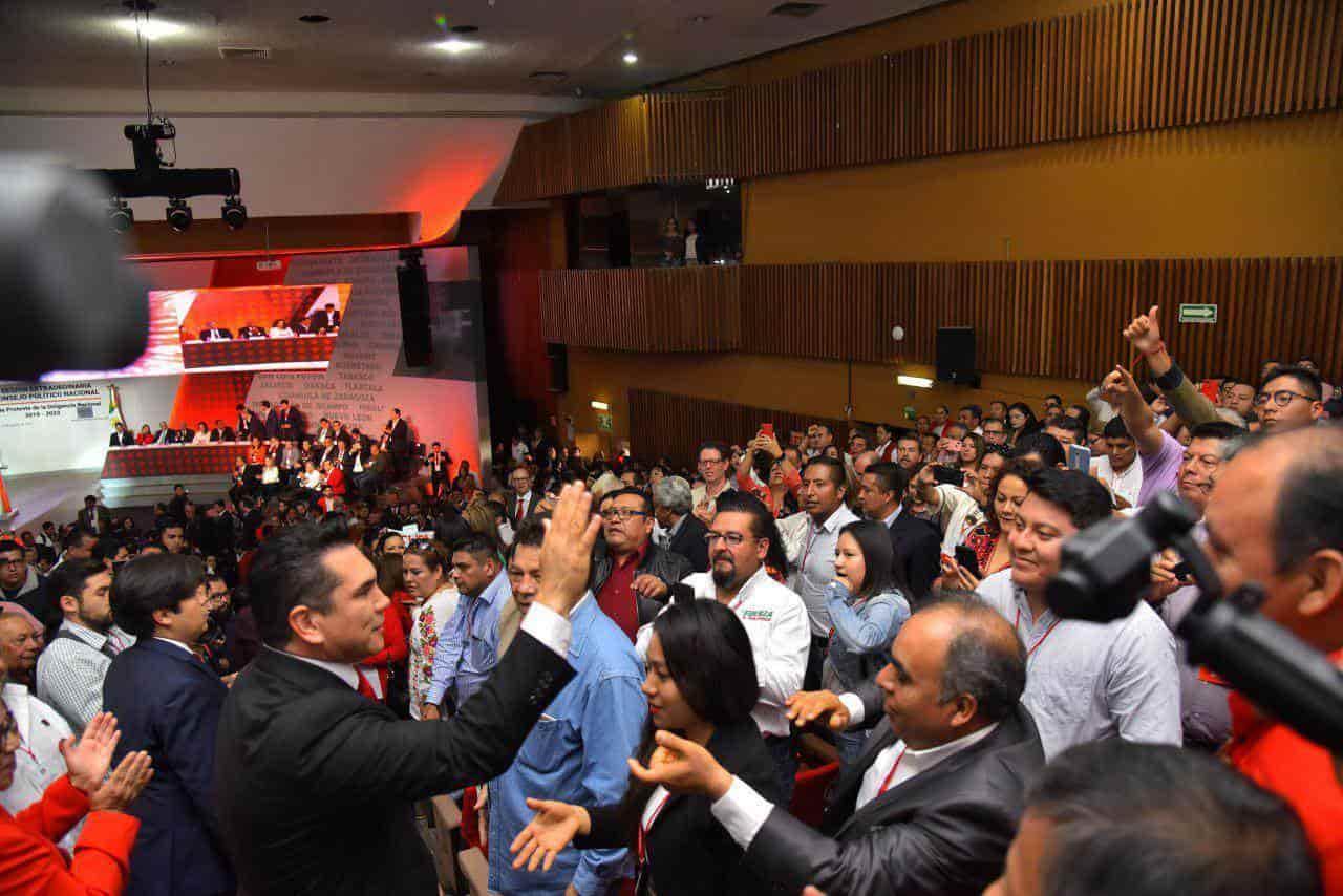 El PRI inicia hoy una nueva era; será la oposición más digna de la historia de México