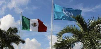 ONU ayudará a México a fortalecer sistema anticorrupción