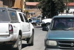 Aprehende PEP a tres prófugos de la ley en Ensenada