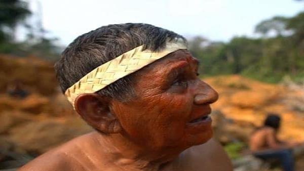 """El dolor de las tribus del Amazonas: """"Por esta selva, derramaré hasta la última gota de sangre"""""""