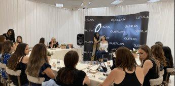 Imparte GUERLAIN taller de maquillaje para novias