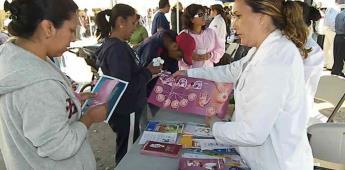 Exhorta Gobierno del Estado a realizarse estudio para  detección oportuna del cáncer cervicouterino
