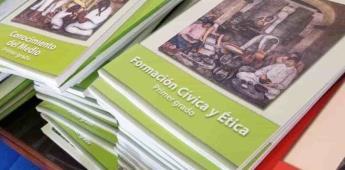 Faltan por repartir más de 7 millones de libros gratuitos: SEP