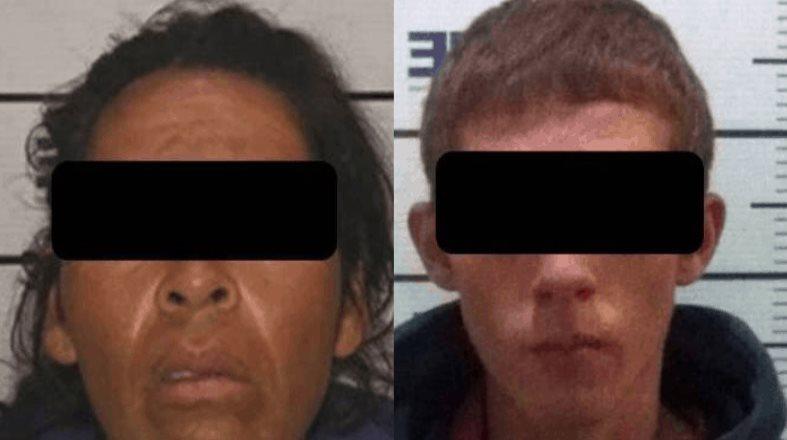 A prisión 2 ladrones violentos, vinculados a proceso