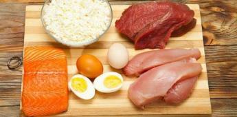 Seis fuentes de proteína que puedes incluir en tu alimentación