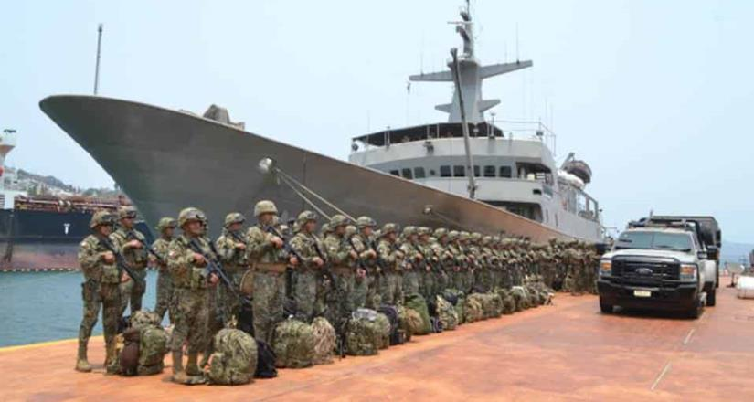 Denuncian abusos de la Marina; mató a 281 civiles en 4 años