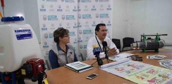 Informa Gobierno del Estado sobre la Segunda Jornada Nacional de lucha contra la arbovirosis