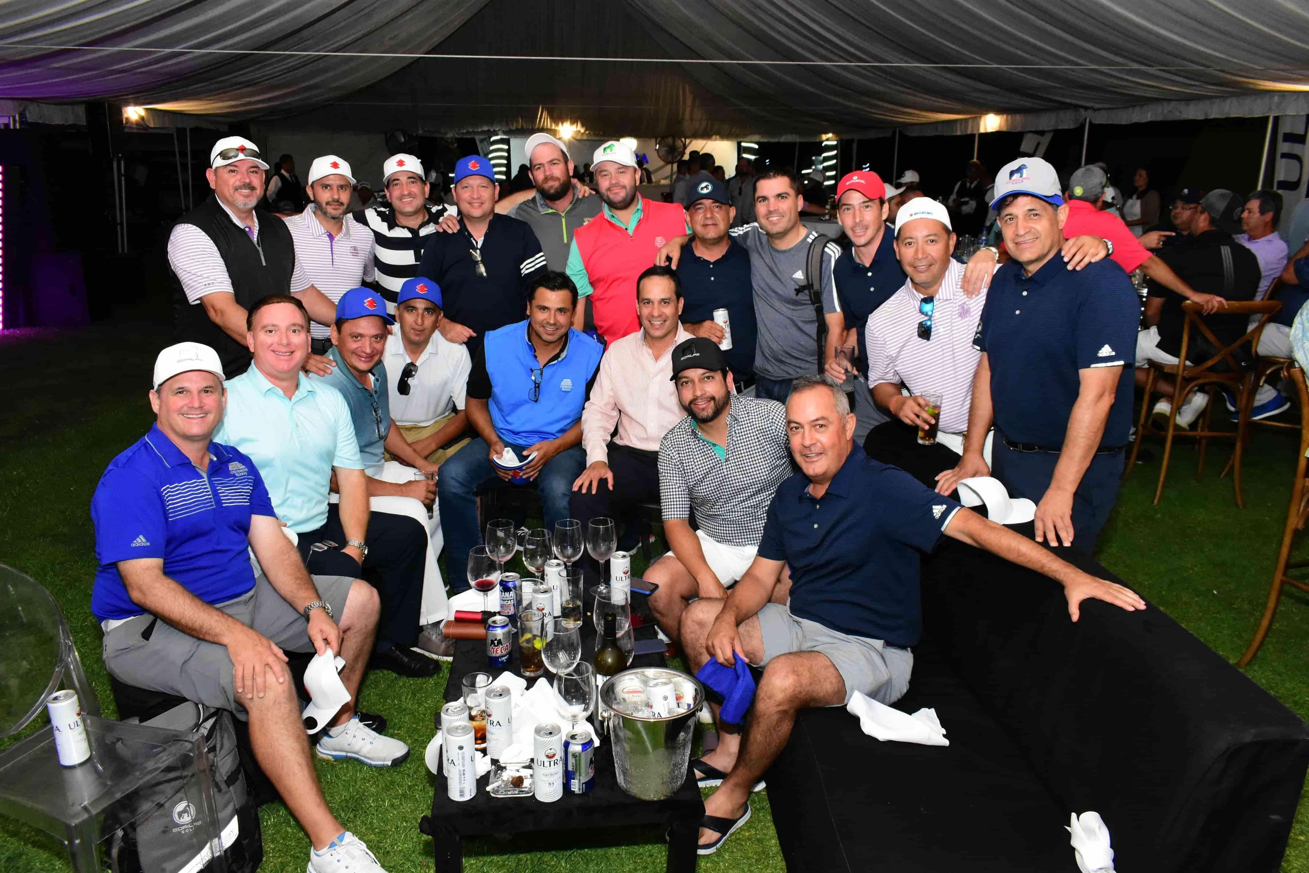 Torneo Golf  de Aniversario LXXI