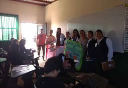 Se prepara la delegación de San Quintín para el desfile de Independencia