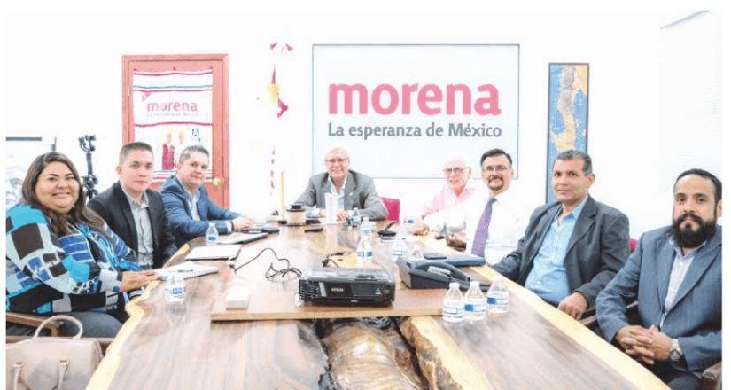 Anuncia reestructuración estratégica futuro director de COBACH, López Baéz
