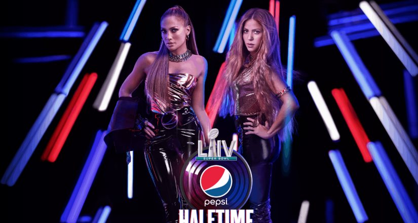 JLo y Shakira juntas en el medio tiempo del Super Bowl 2020
