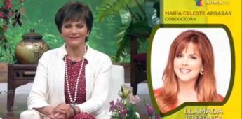 Paty Chapoy acusa de vendida a  Maria Celeste