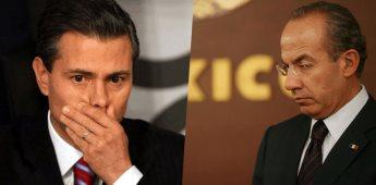SAT revela lista de privilegiados con Calderón y Peña