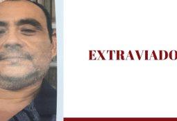 Extraviado ll Francisco Soria de 45 años