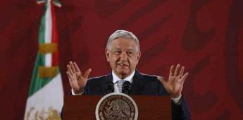 A 10 meses de Gobierno, en el país hay paz y gobernabilidad: AMLO