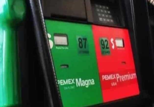 Precio de gasolina no bajará; aumentará conforme a la inflación