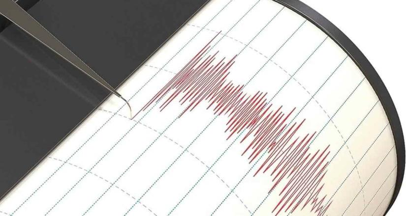 Se registra sismo de magnitud 5 en Guerrero