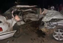 Mueren 3 personas en accidente carretero