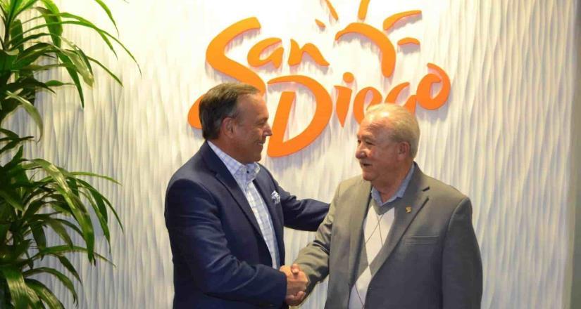 Reconocerán a autoridades turísticas de SD por promoción de CaliBaja