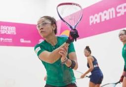 Tecatense Jade Alvirena Hernández gana 5 medallas en total y el sub campeonato generalall round