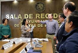 Recibió el XXIII Ayuntamiento un pasivo de 4 mil 500 mdp