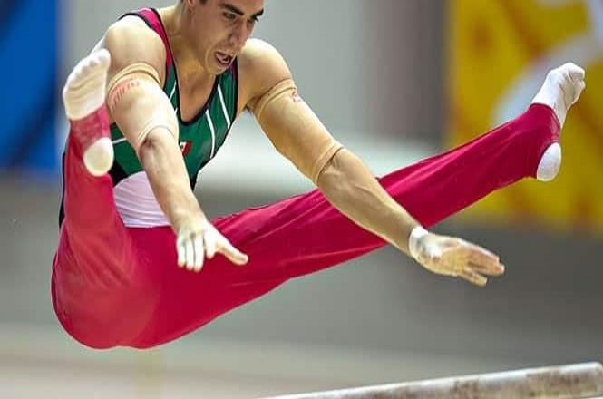 Obtiene Daniel Corral pase Olímpico en gimnasia