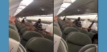 VIDEO  Simulacro, secuestro de avión: Interjet