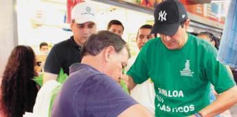 En Sinaloa buscan desincentivar uso de plástico