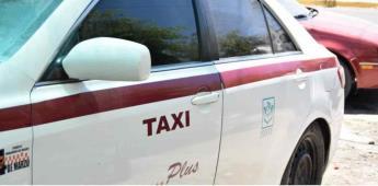 Taxistas en los estados se suman a protesta nacional