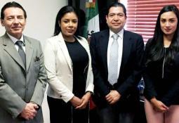 Presentación en la CANACO con el secretario de seguridad pública  (VIDEO)