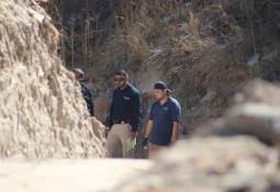 Atacan con arma de fuego a hombre en parque de Santa Fe