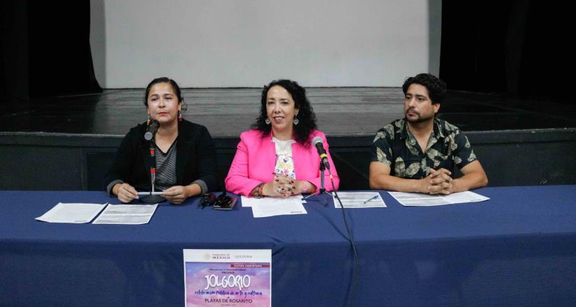 """Segundo  """"JOLGORIO"""" cultural en Rosarito"""