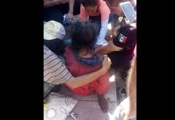 (VIDEO)Omar pide ayuda tras ser detenido por lesionar a sus asaltantes