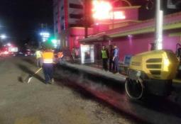 Entrega edil cama médica en Cañadas del Florido