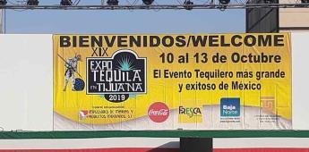 Expo Tequila 2019 en Tijuana ya inició