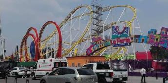 Feria de Chapultepec cierra por instrucción del gobierno de CDMX