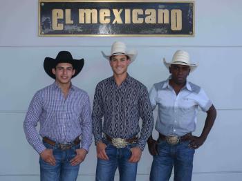 Jinetes de Bull Masters Championship en EL MEXICANO