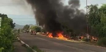 Al menos 14 policías muertos tras ser emboscados en Michoacán