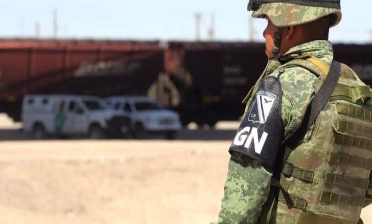 EU destaca los 25 mil elementos de GN en fronteras mexicanas