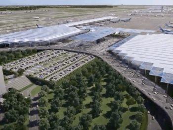 Así se será el Aeropuerto Internacional de Santa María